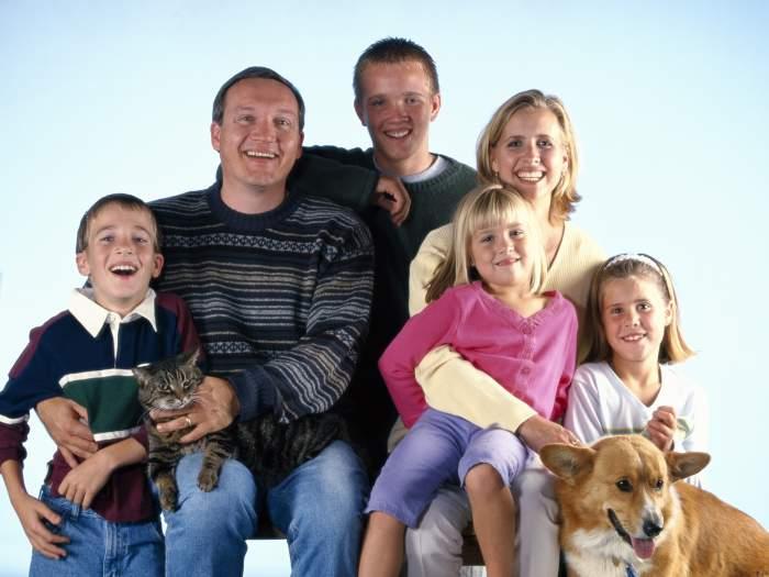 Pets considerados membros das famílias