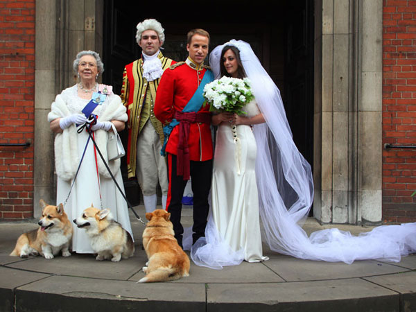 Cachorros da Rainha